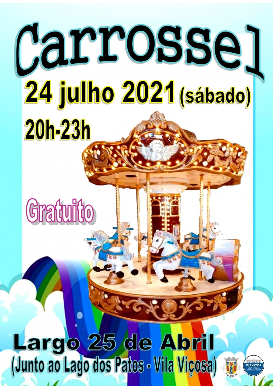 Carrossel Vila Viçosa- 24/07/2021