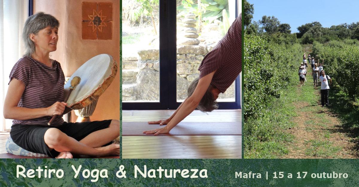 Retiro Yoga & Natureza - Serra de Mafra