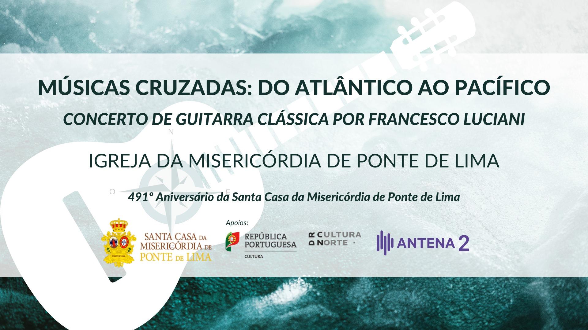"Concerto inaugural ""Músicas Cruzadas: do Atlântico ao Pacífico"""