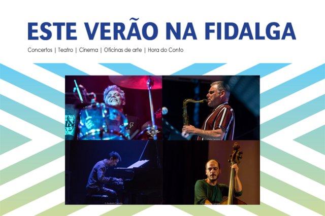Edgar Caramelo Quarteto