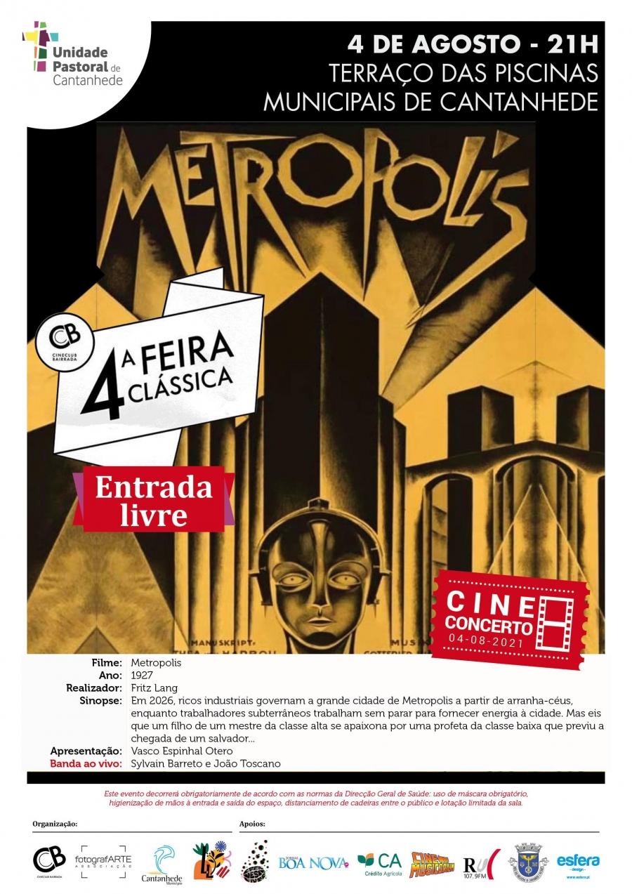 4.º Feira Clássica - Metropolis