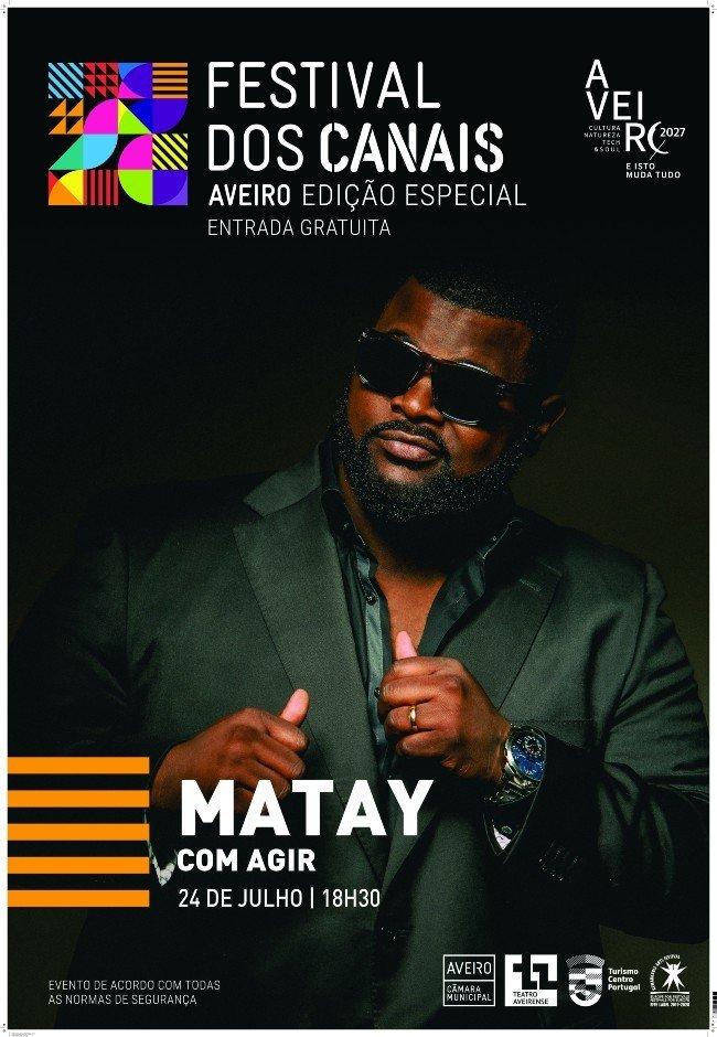 Matay   Festival dos Canais 2021