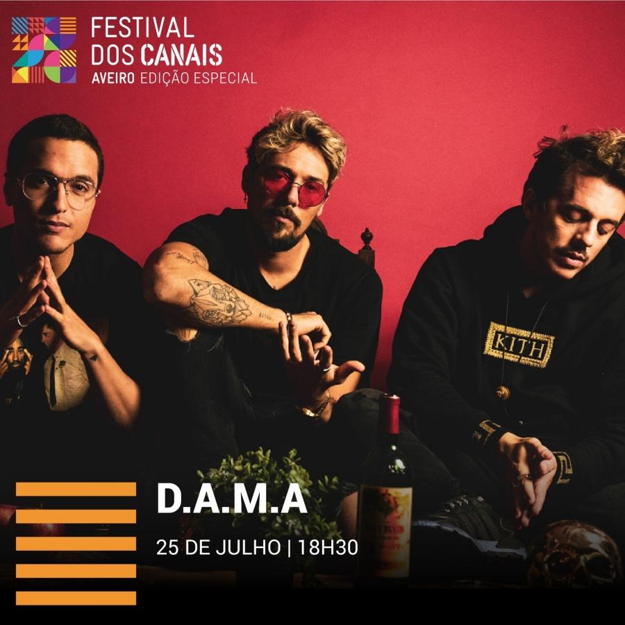 D.A.M.A. | Festival dos Canais 2021