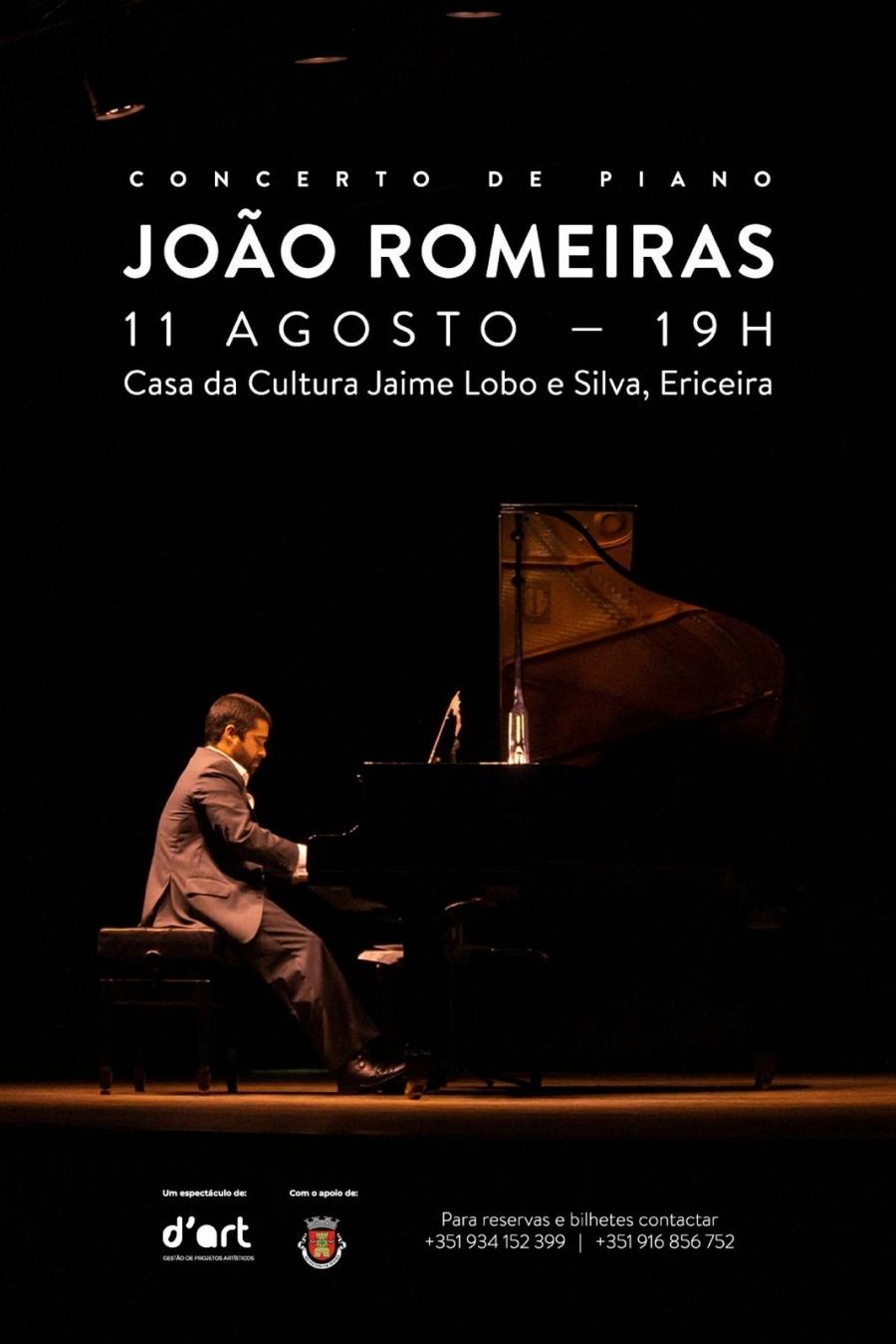 Concerto de Piano 'João Romeiras'