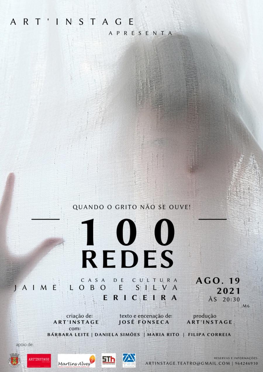 Espetáculo '100 Redes'