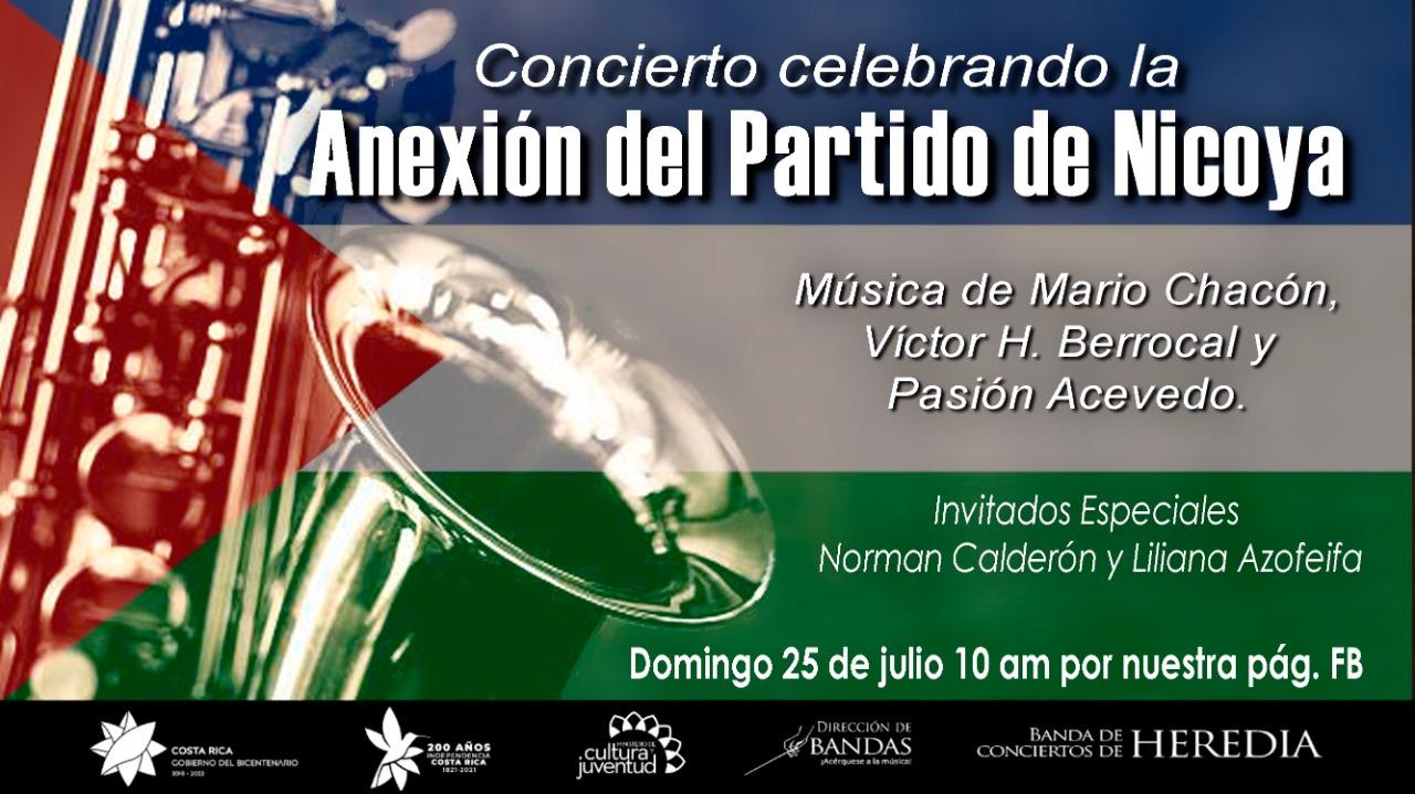 ¡Celebrando la Anexión este domingo 25 de julio a las 10 a.m.!