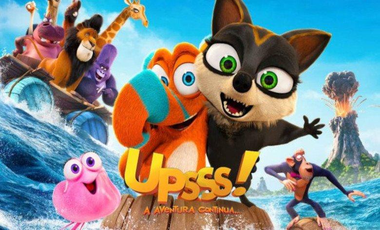 UPSSS! 2 – A Aventura Continua