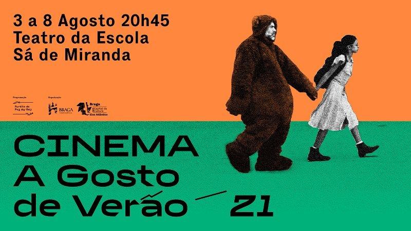 Ciclo de Cinema 'A Gosto de Verão'