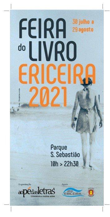 Feira do Livro 'Ericeira 2021'