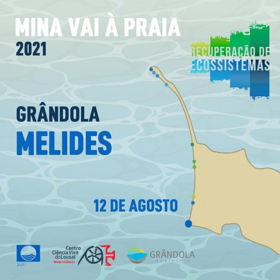 Mina vai à praia   Melides   12 agosto  