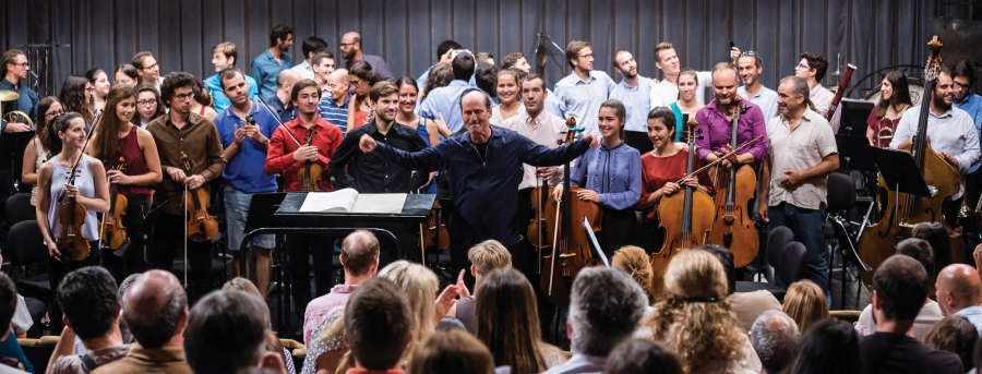 Concerto Música de Câmara - Academia de Verão