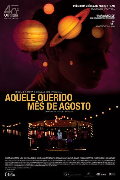 Cinema - 'Aquele Querido Mês de Agosto' - In.str 2021
