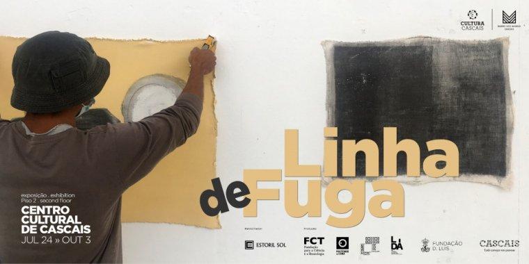 'Linha de Fuga', de alunos finalistas da ESAD, Caldas da Rainha