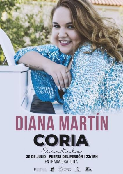 Concierto de Diana Martín