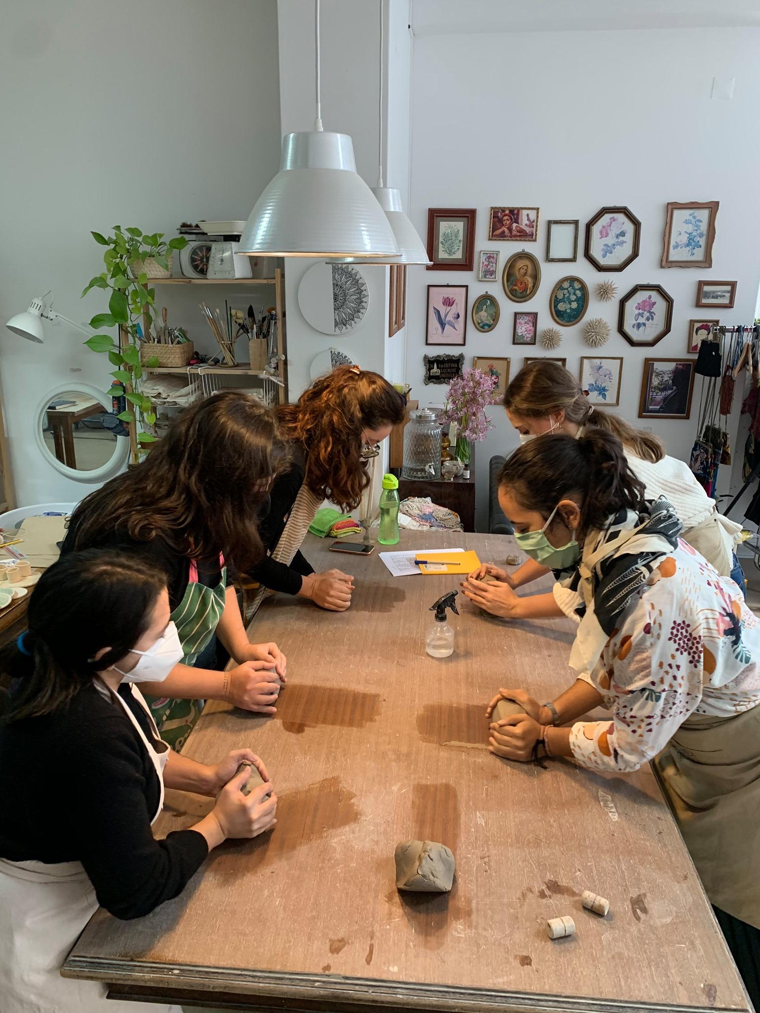 Workshop  Cerâmica | Póvoa de Varzim