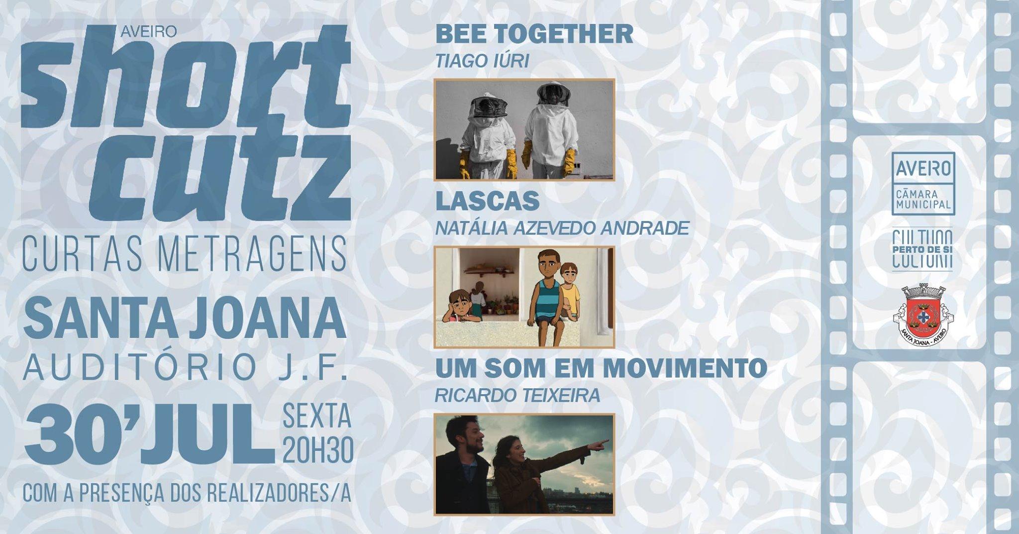 Shortcutz Aveiro - Sessão #8