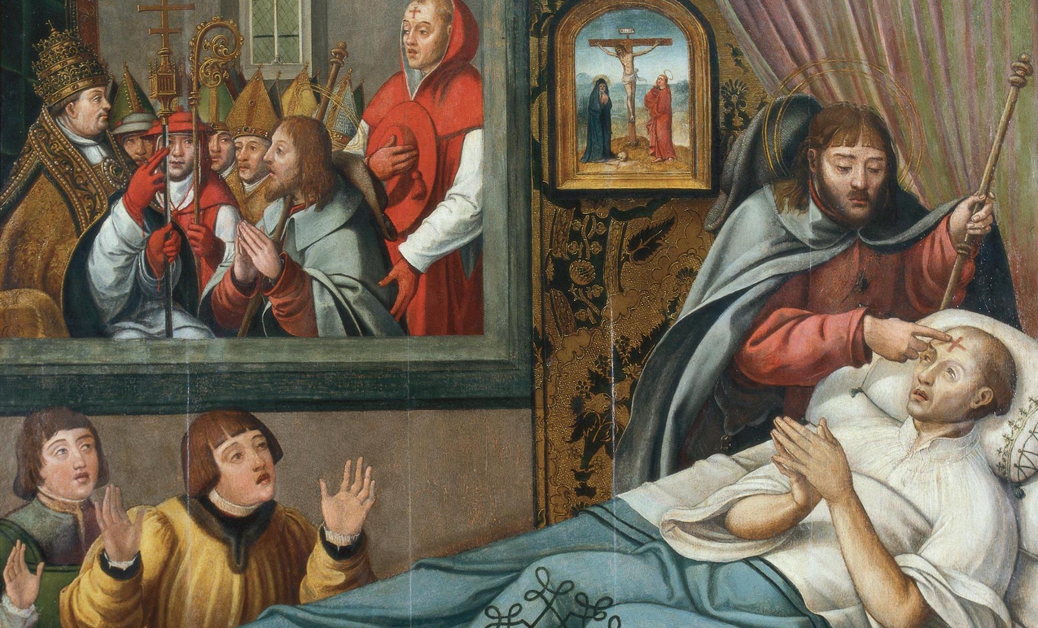Pandemias e religiosidade | Visita temática ao Museu de São Roque
