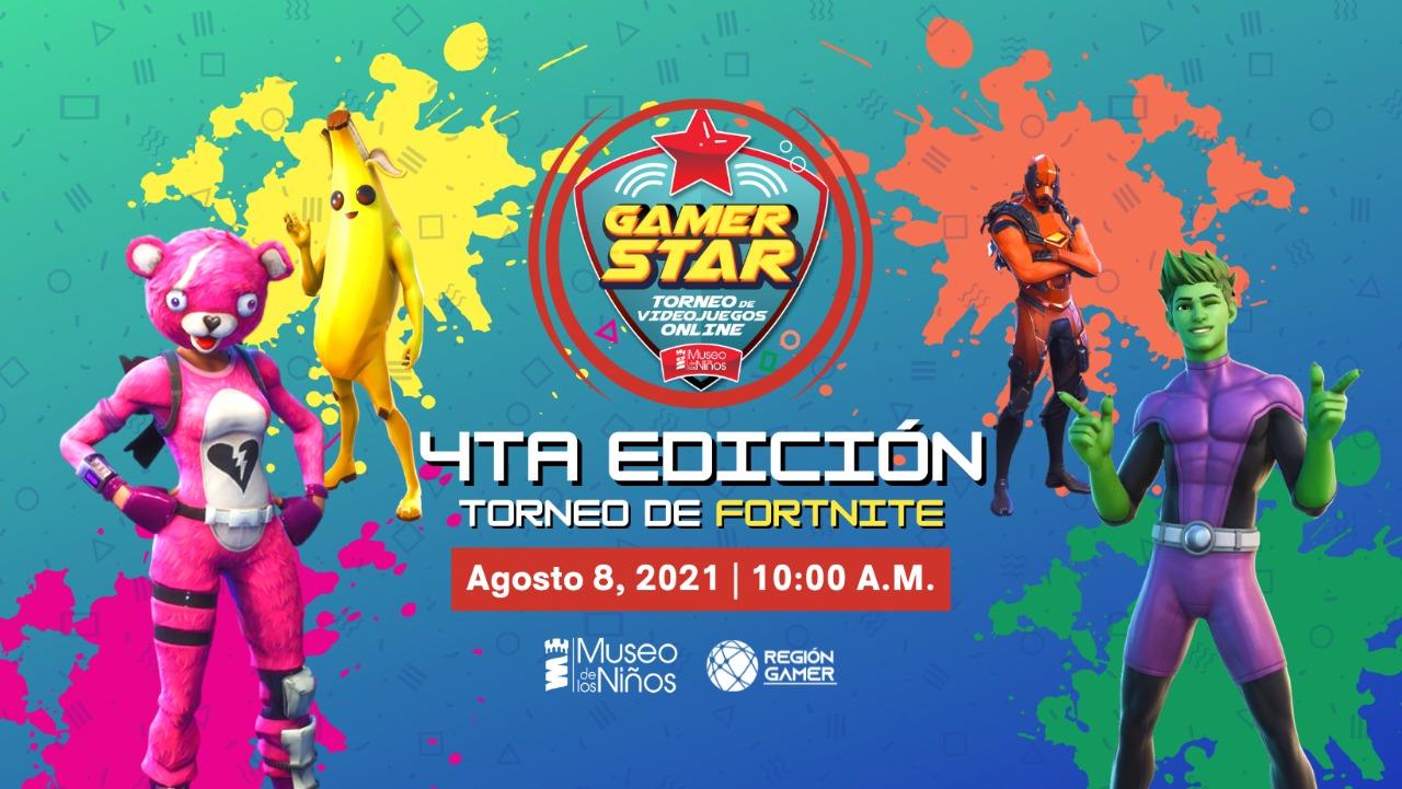 GAME STAR 4 - FORTNITE