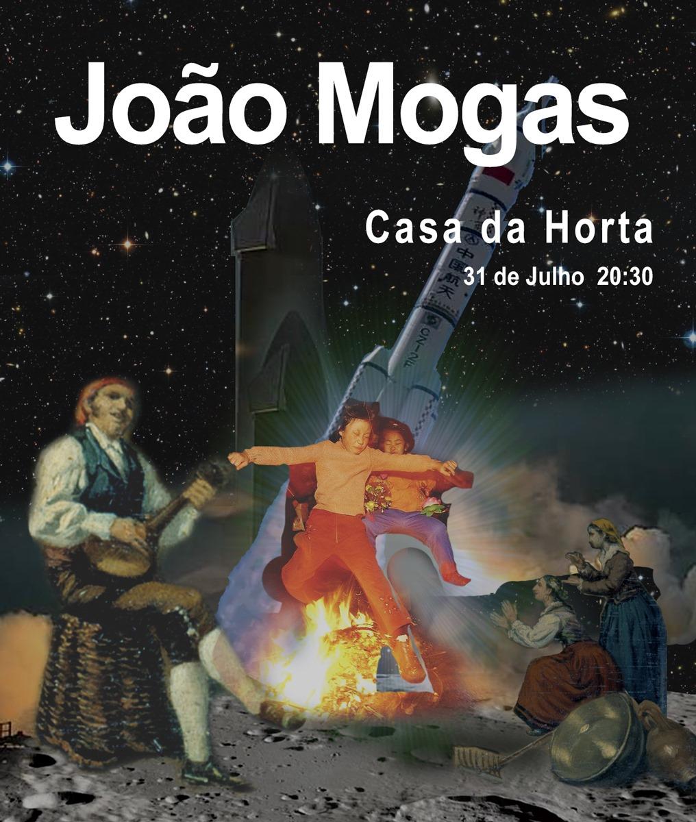 Concerto: João Mogas
