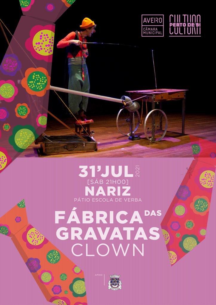 """Fábrica das Gravatas"" | Nariz | Cultura Perto de Si"