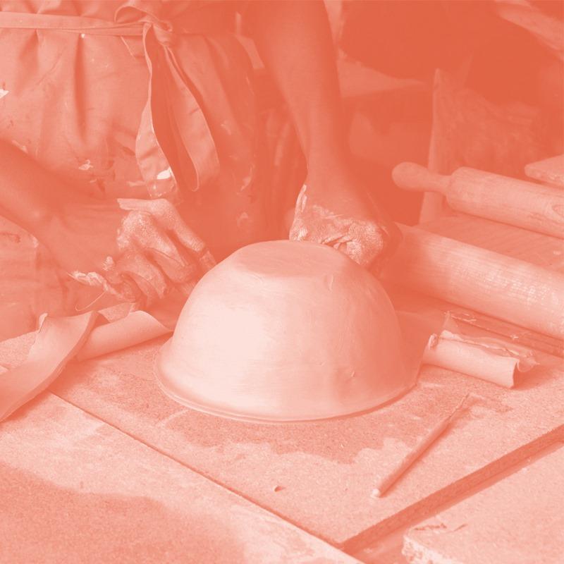Oficinas de Cerâmica I - Setembro