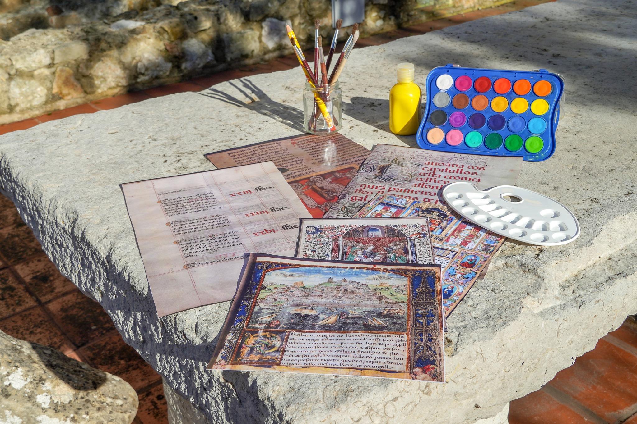 Escritas e Escrivães da Torre do Tombo