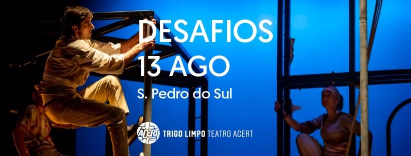 Desafios @São Pedro do Sul