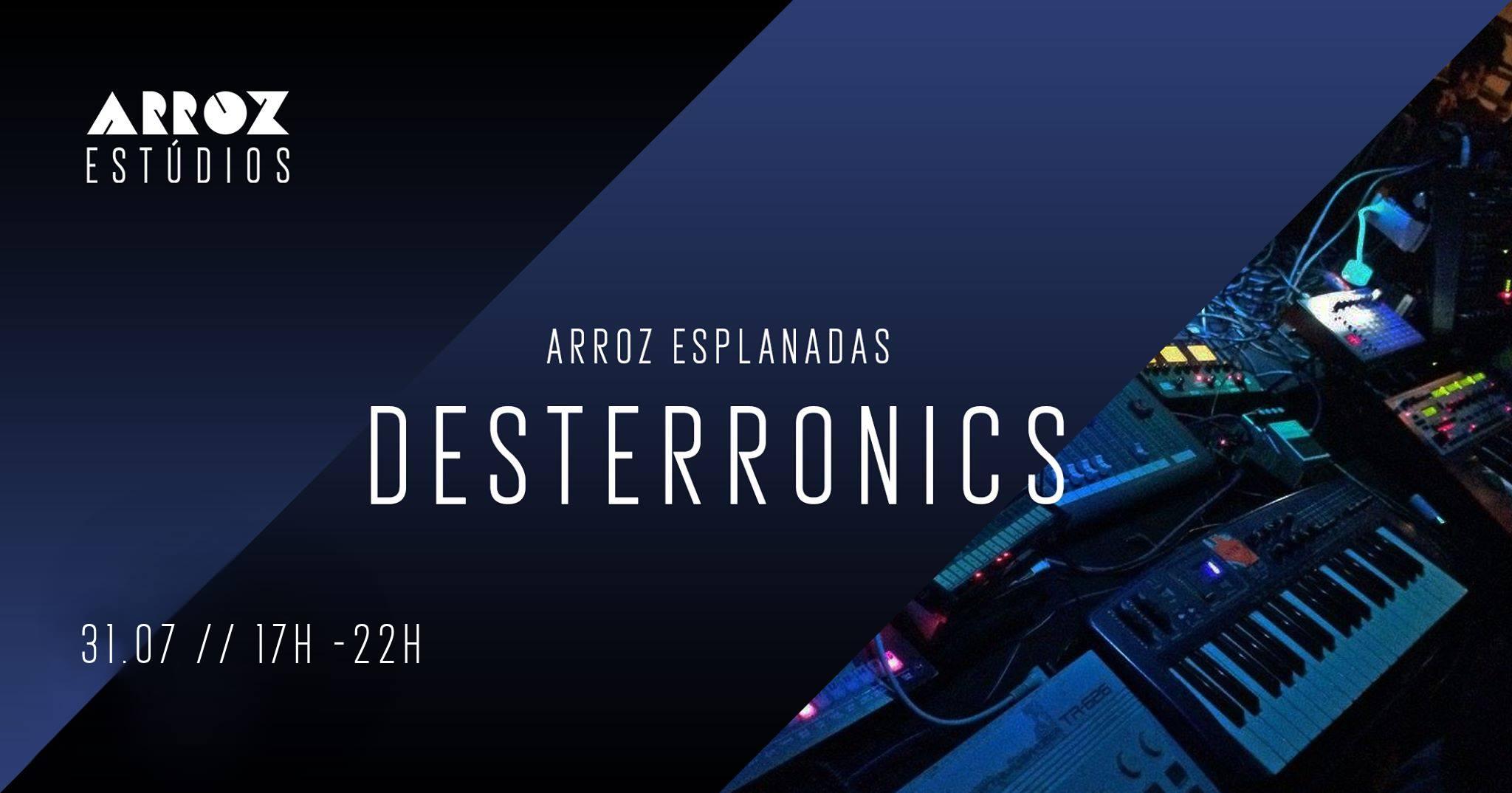 Desterronics - Open Air -