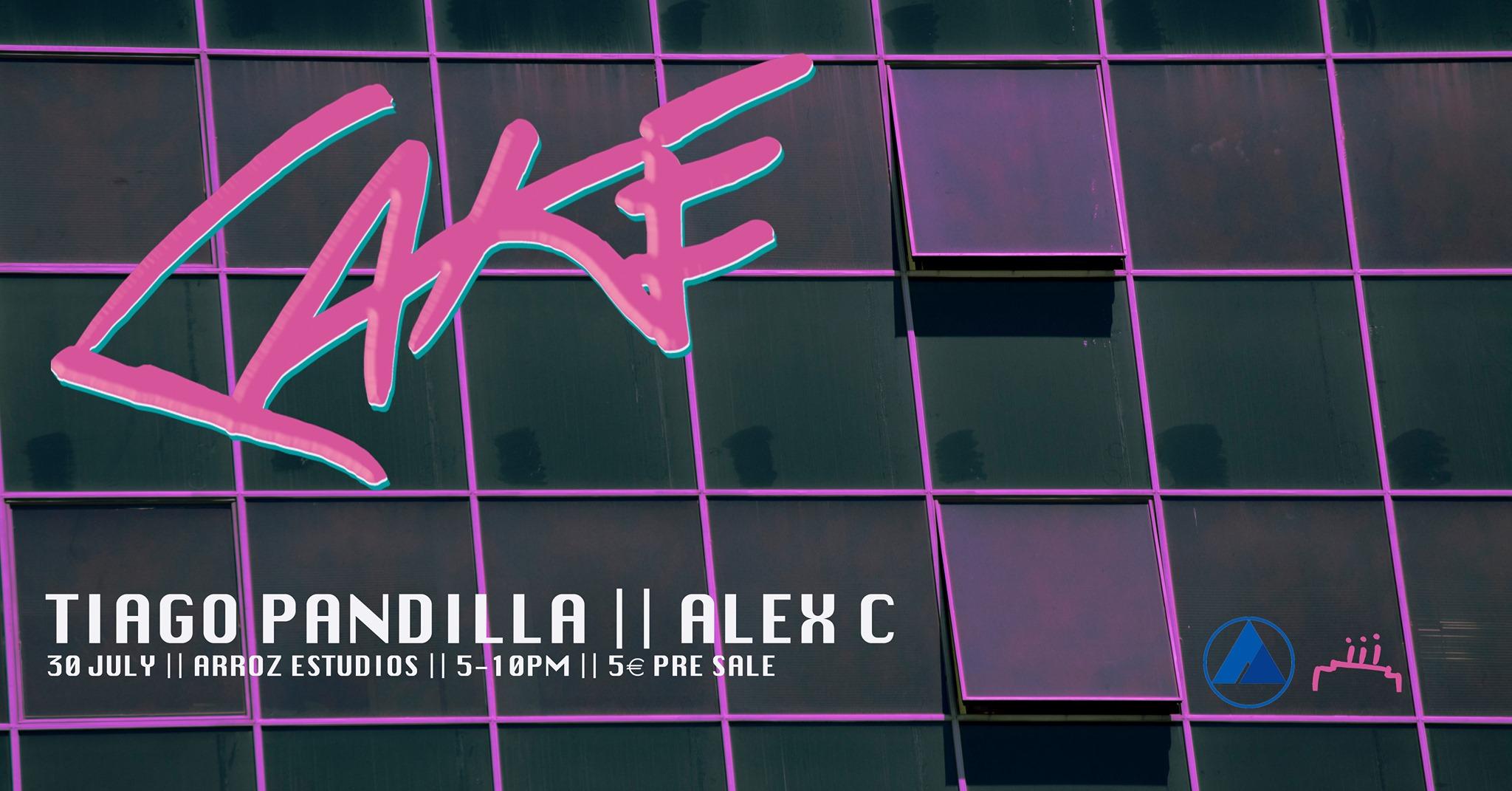 CAKE W/ TIAGO PANDILLA & ALEX C