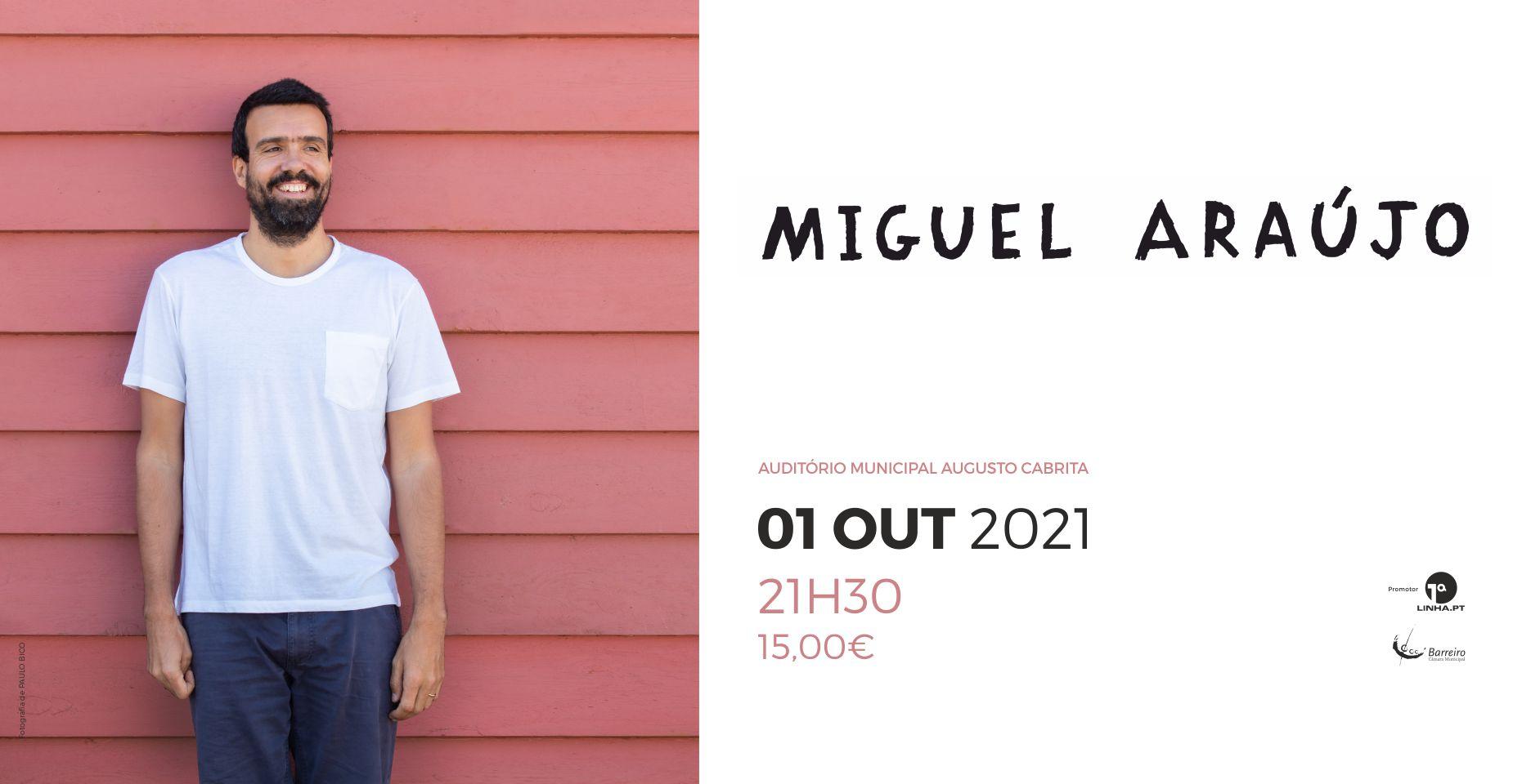 Concerto Miguel Araújo