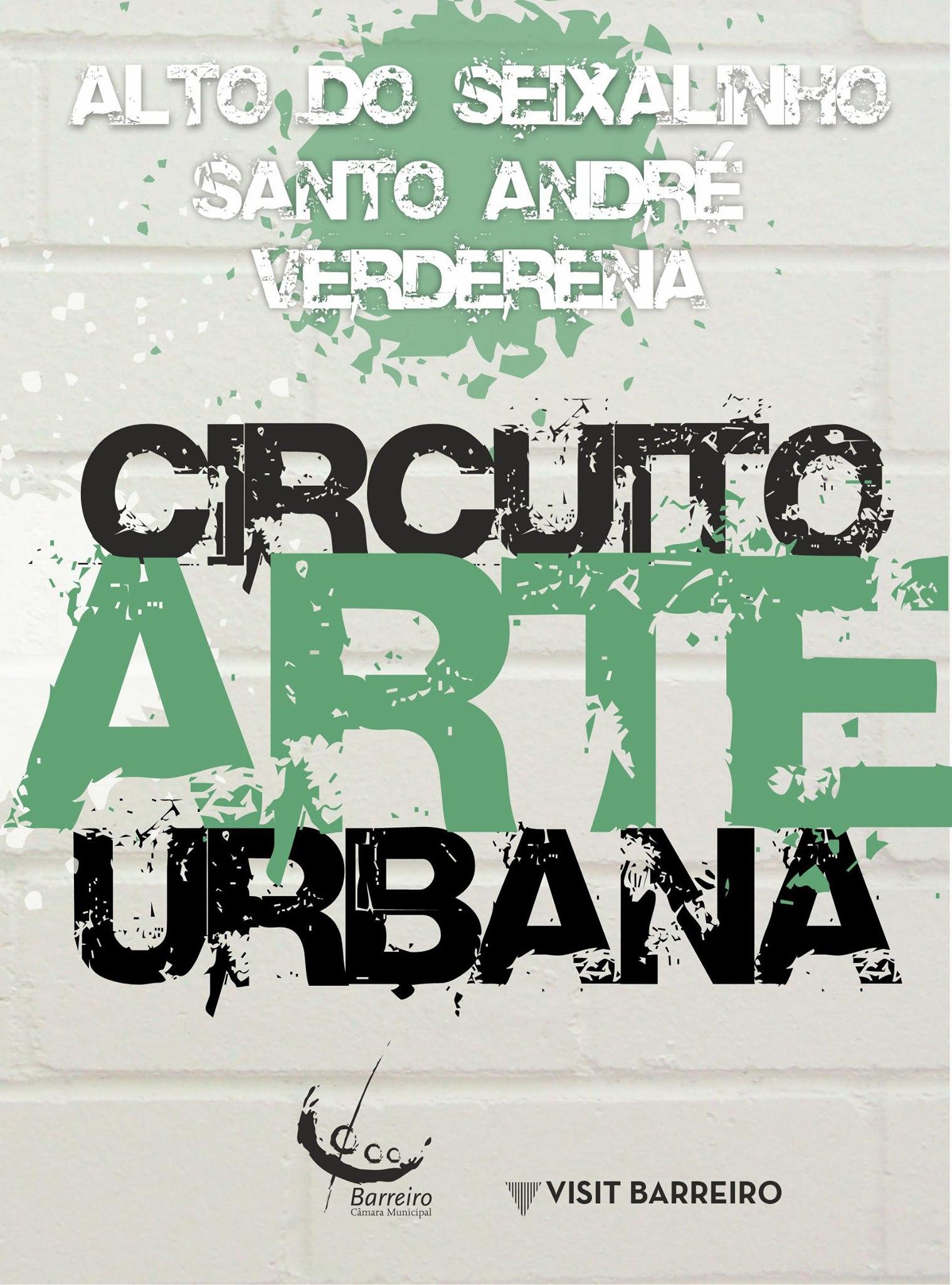 Circuito de Arte Urbana – Percurso 2