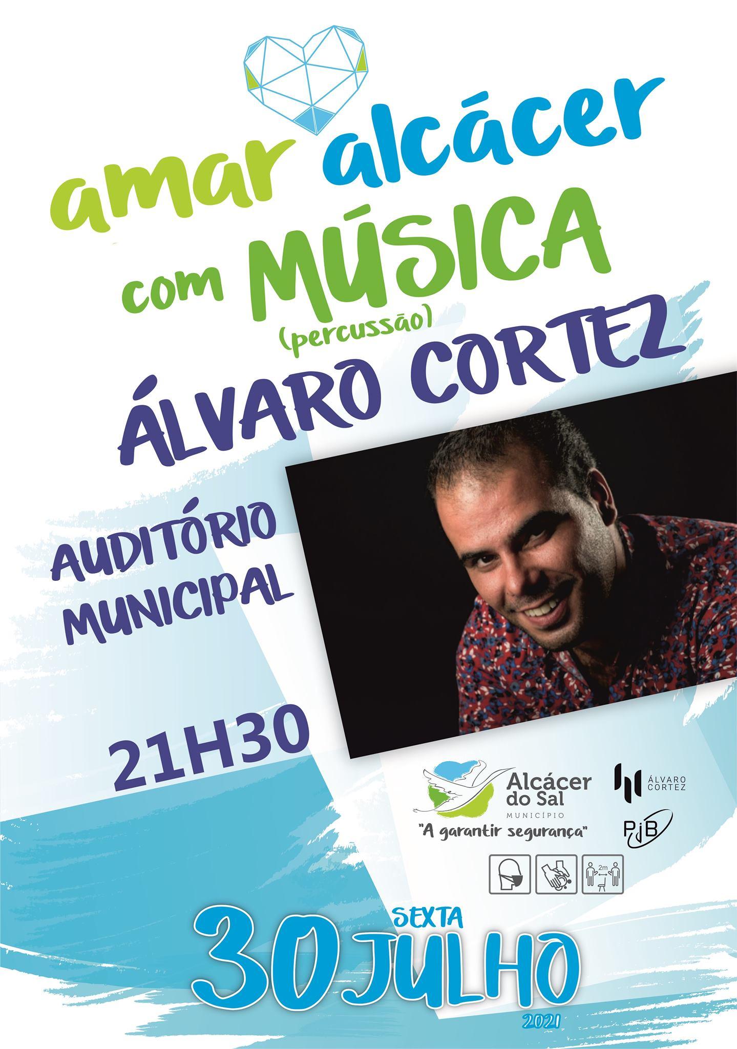 Concerto com Álvaro Cortez