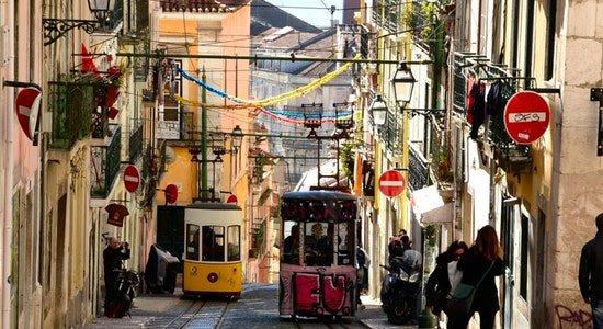 Jogo com 8 enigmas para conheceres Lisboa antiga
