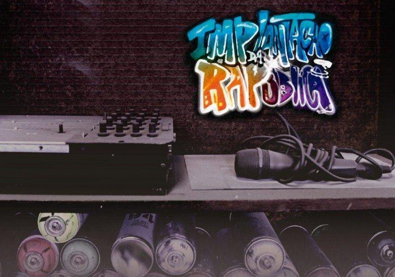 Cinema à Mesa // Antena3Docs: Implantação da Rapública #2 e #3 - Pintar o hip hop / Girar o hip hop