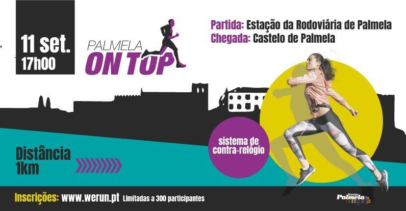 'PALMELA ON TOP' - PROVA DE ATLETISMO