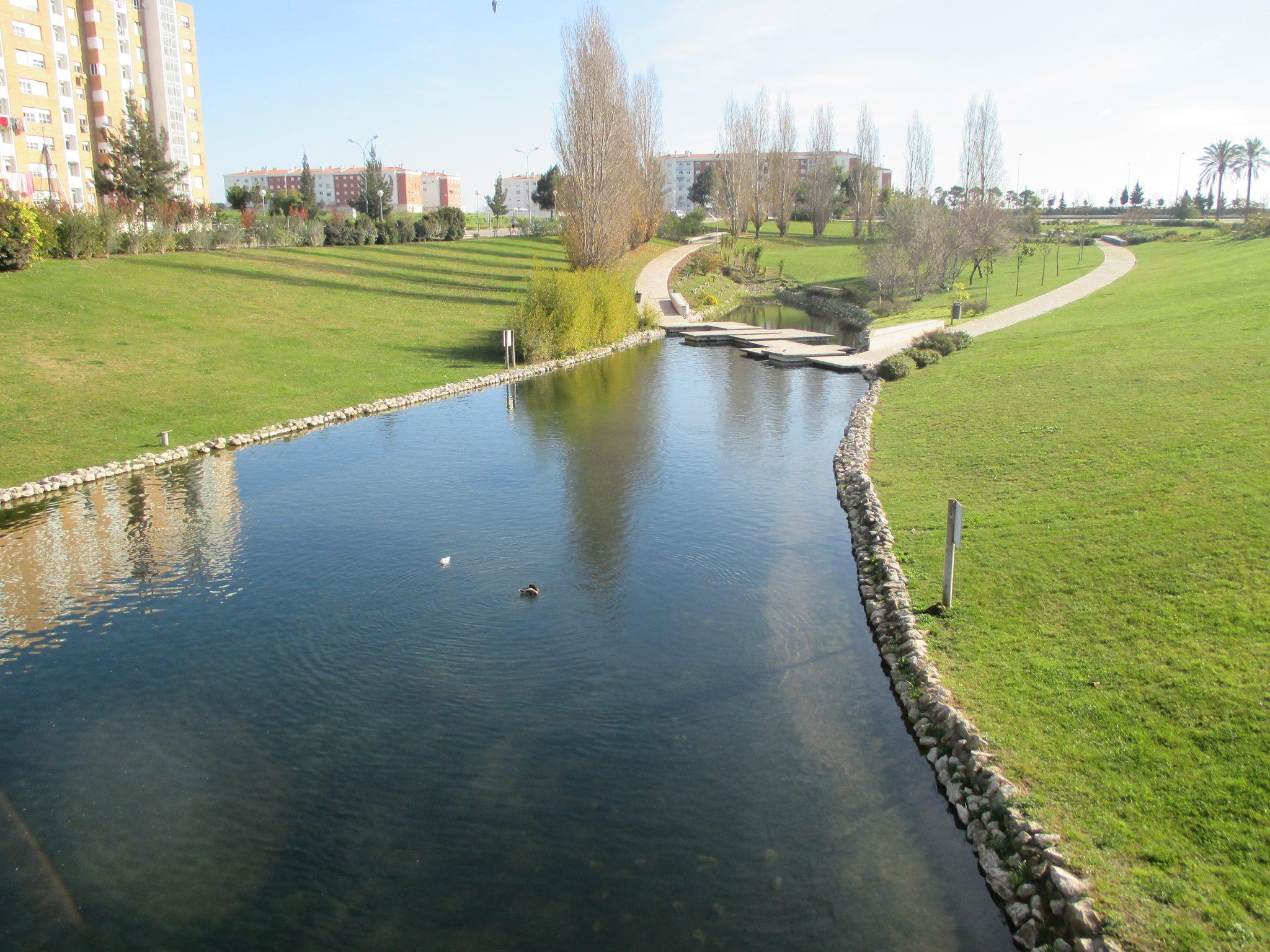 Caminhando por Hortas, Jardins e Parques de Lisboa