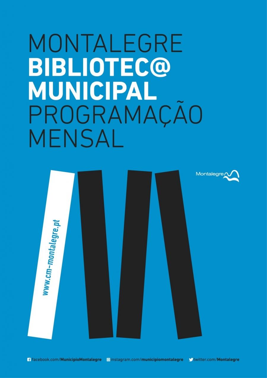 Biblioteca Municipal | Programação (Agosto 2021)
