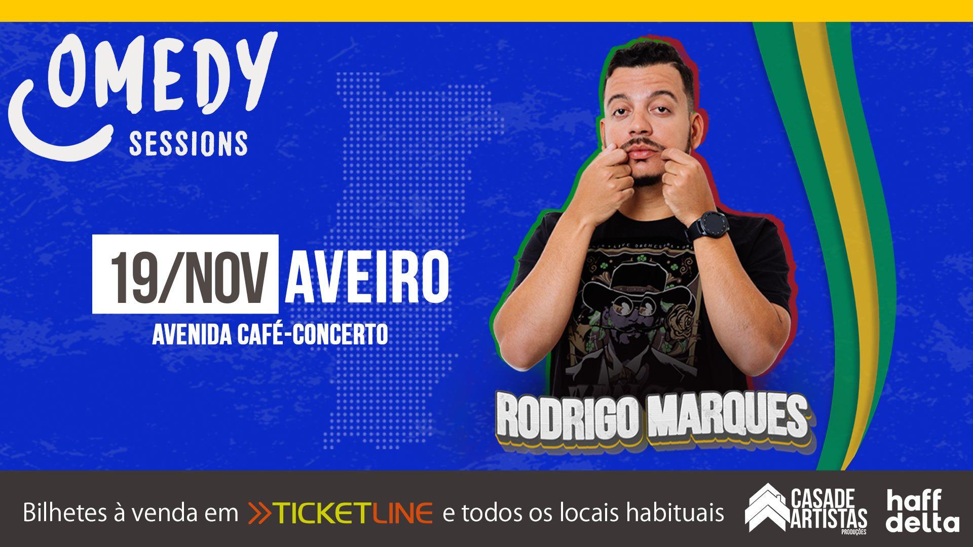 Rodrigo Marques em Aveiro // Stand-Up Comedy