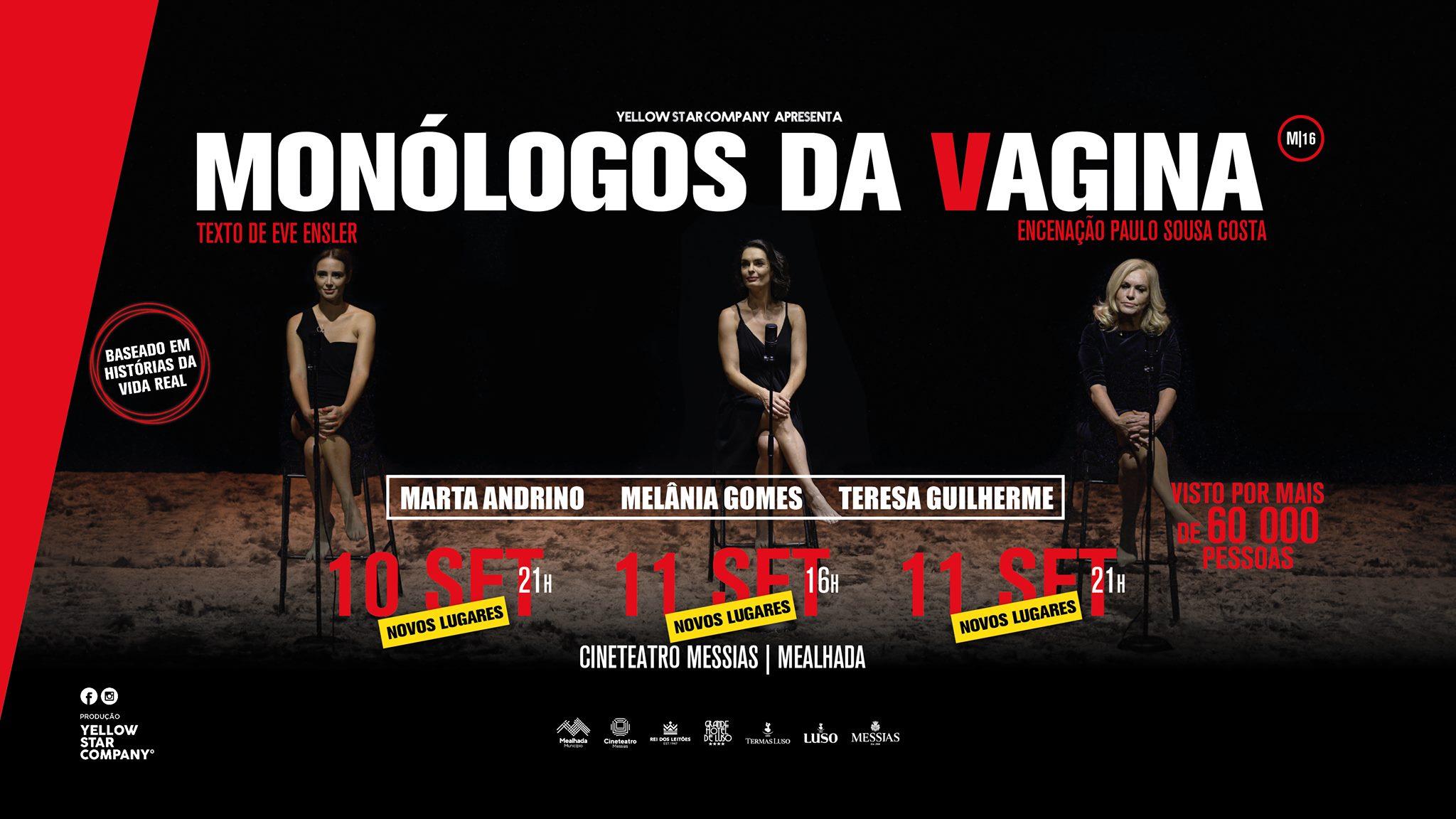 Monólogos da Vagina - 3.ª sessão