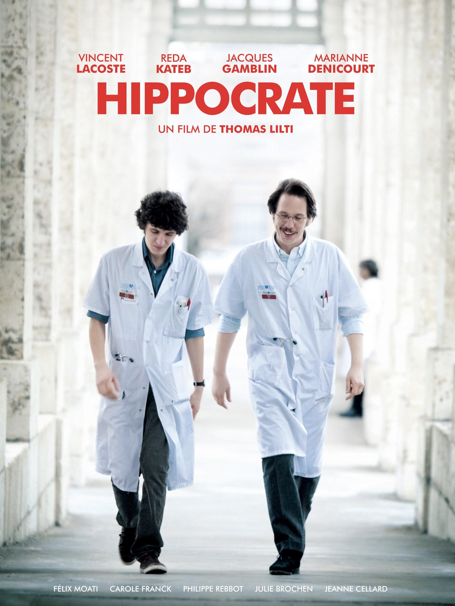 O Filme Francês do Mês   Hippocrate, de Thomas Lilti