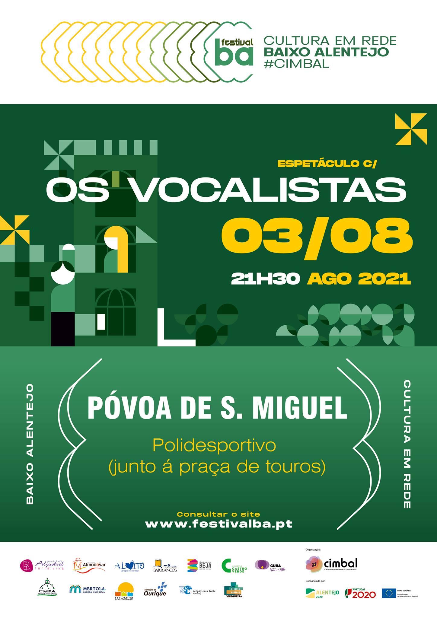 FESTIVAL BA   Os Vocalistas