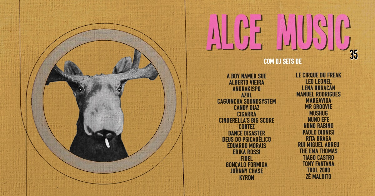 ALCE MUSIC 35 | Núcleo A70