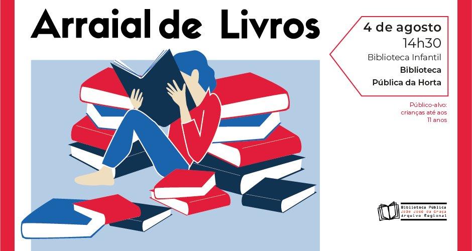 Arraial de Livros