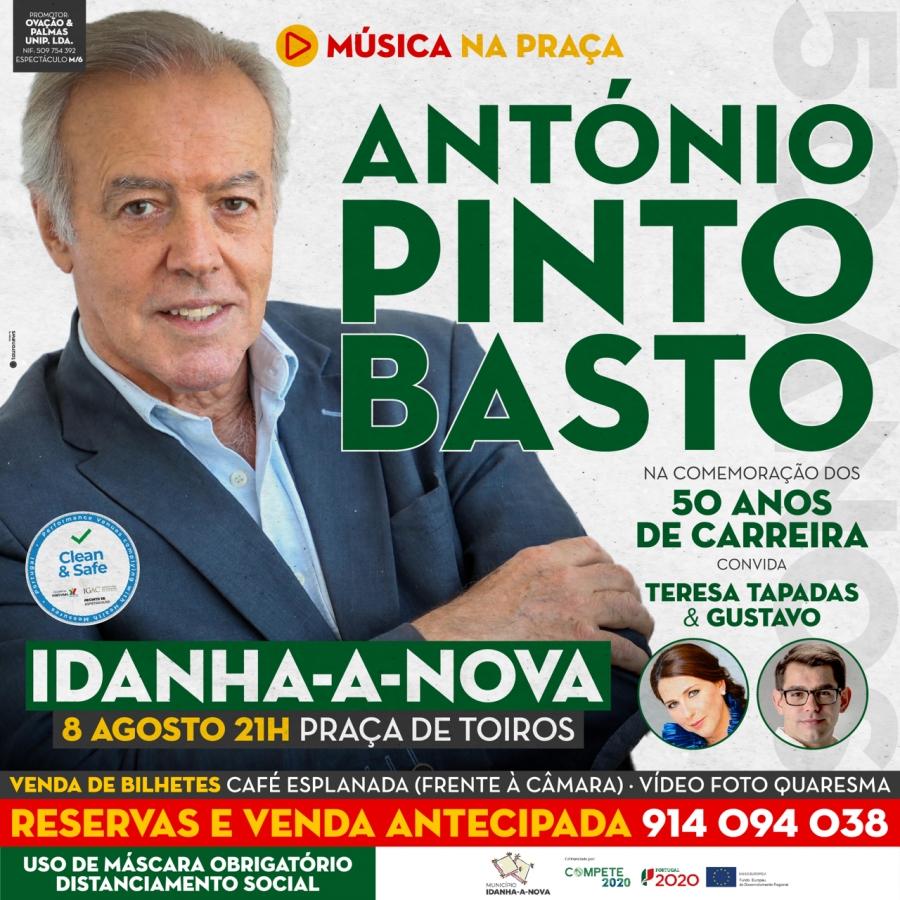 António Pinto Basto - 50 anos de carreira
