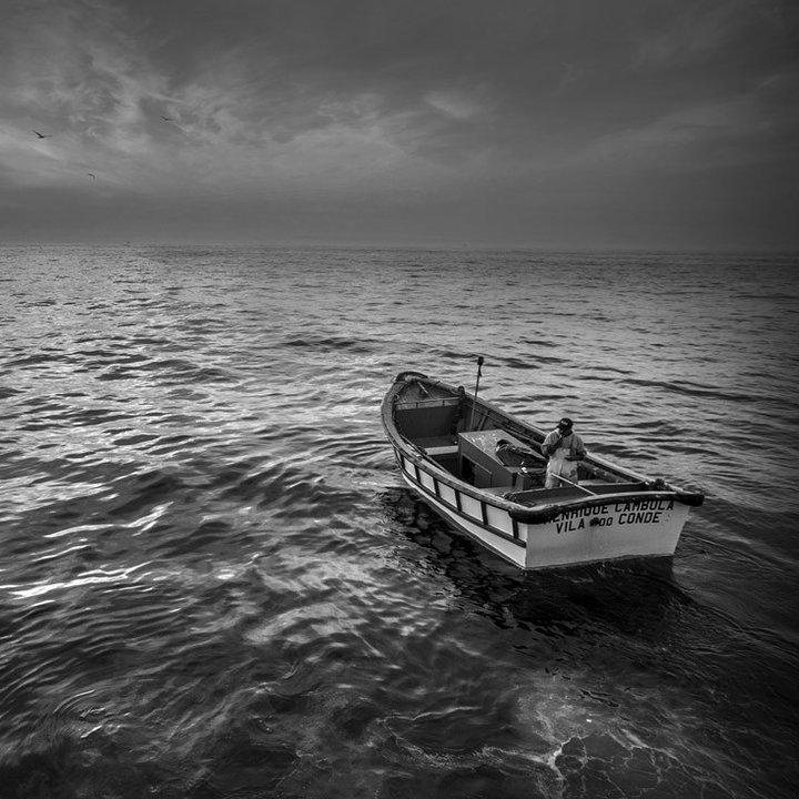 Exposição de fotografia de Alfredo Cunha