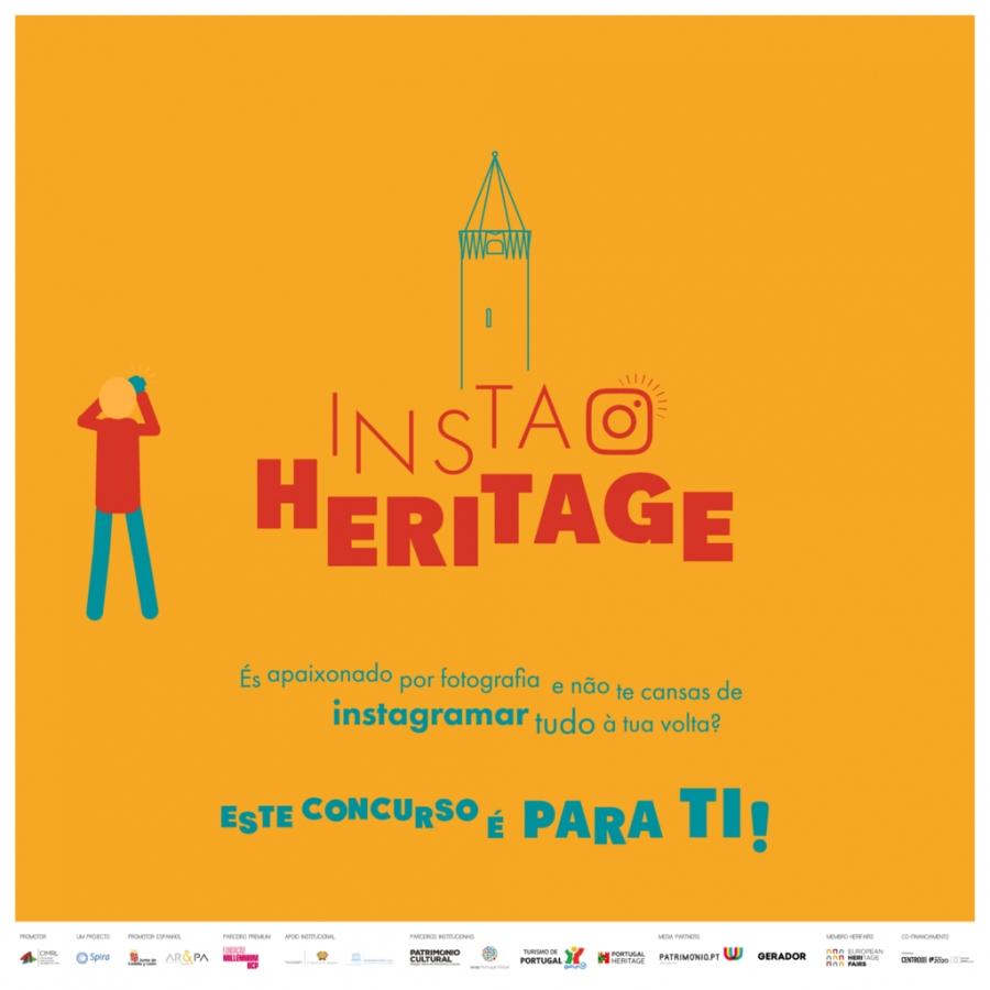 Bienal Ibérica do Património Cultural AR&PA Leiria 2021 - INSTAHERITAGE