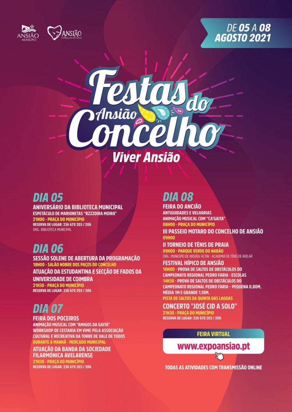 Festas do Concelho de Ansião