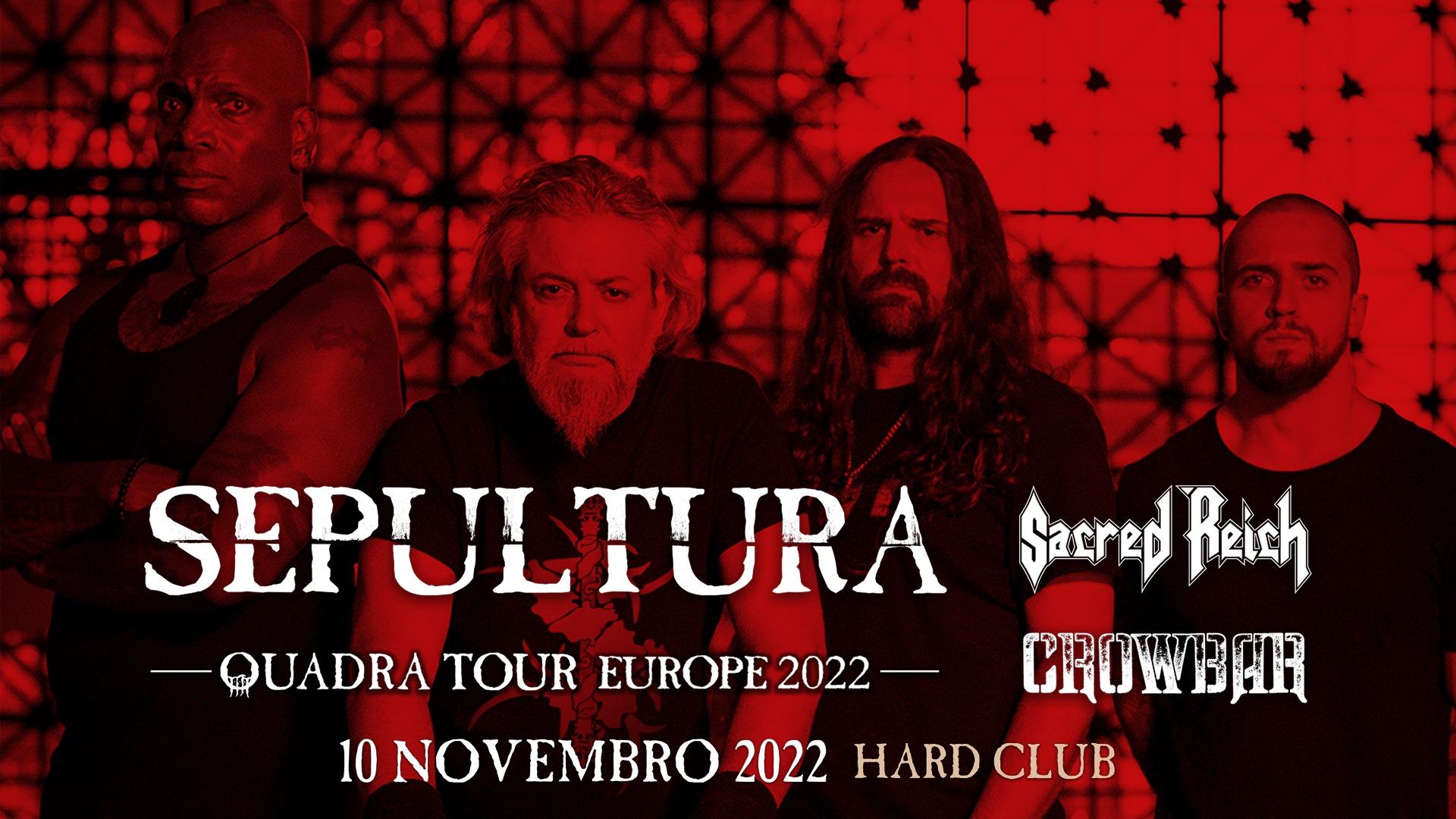 Quadra Tour Europe 2022   Porto