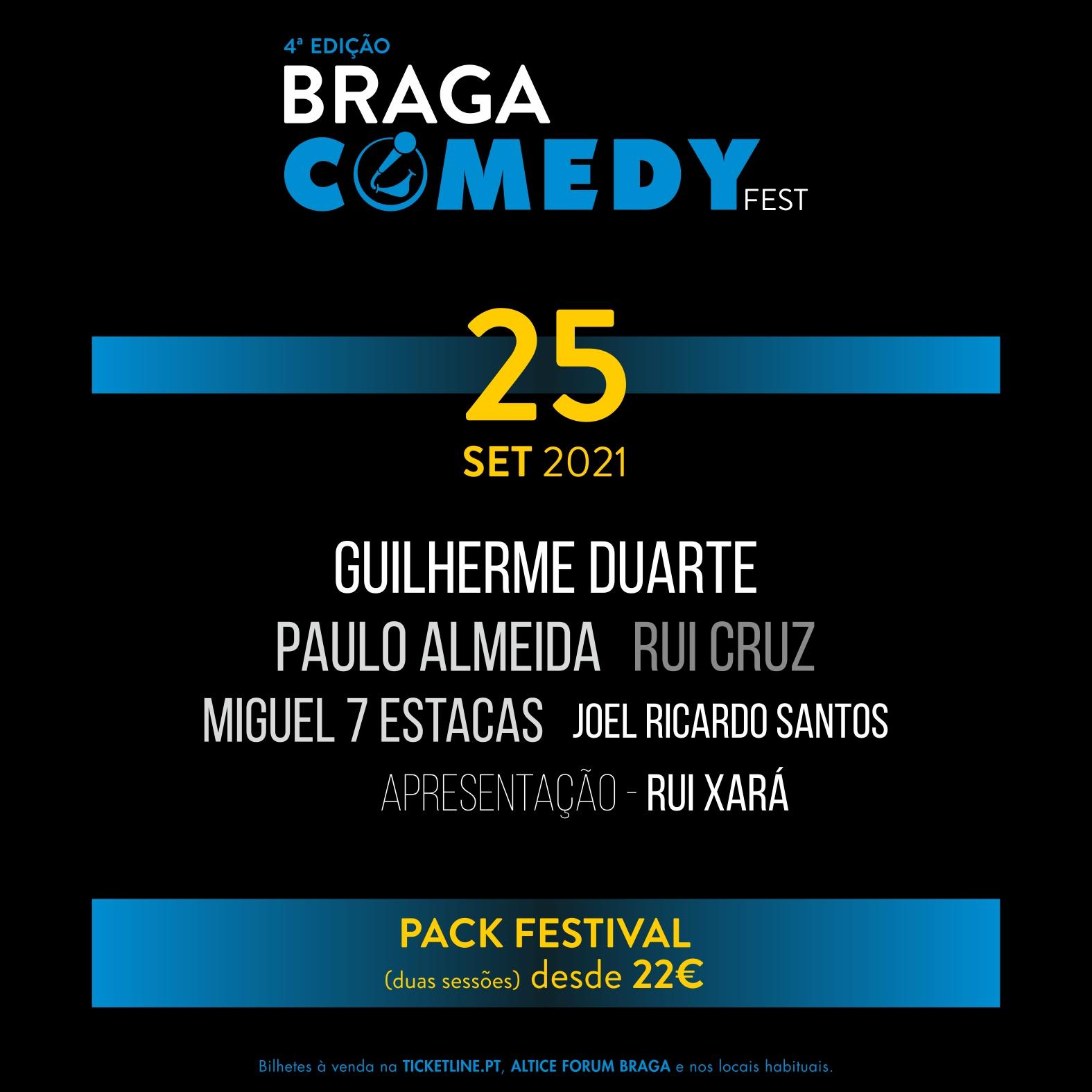 Braga Stand Up Comedy Fest (4ª edição)