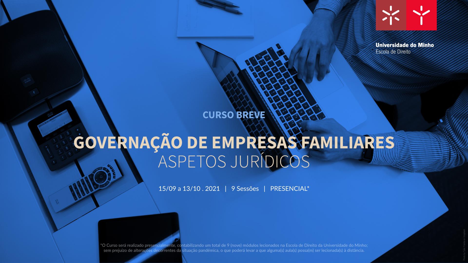 Curso Breve em Governação de Empresas Familiares